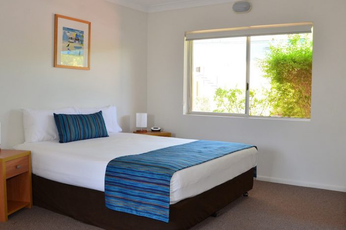 Arlia Sands Apartment master bedroom