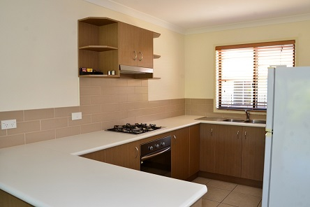 Arlia Sands Premium Apartment kitchen