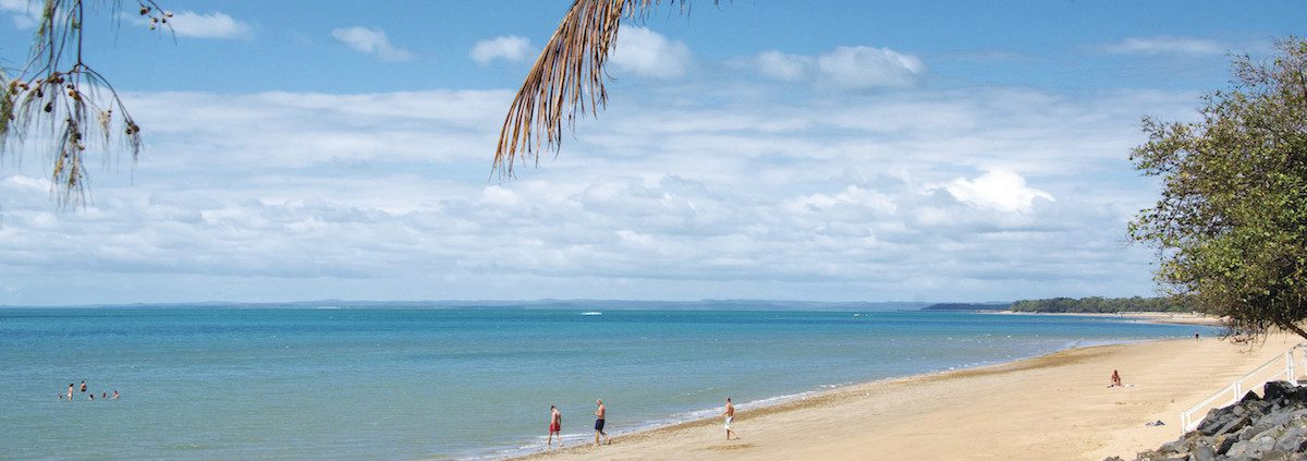 Hervey Bay Beach