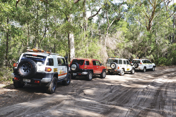 Fraser Island 4WD Tours