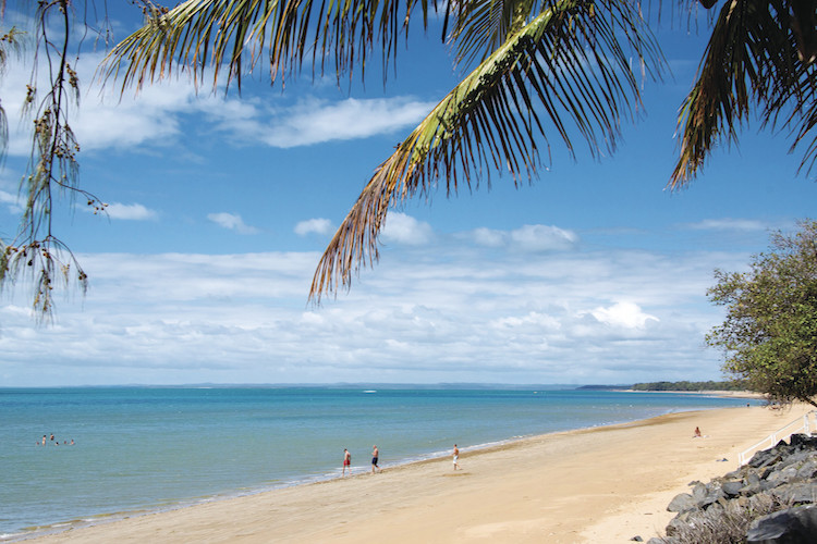 Torquay Beach Hervey Bay