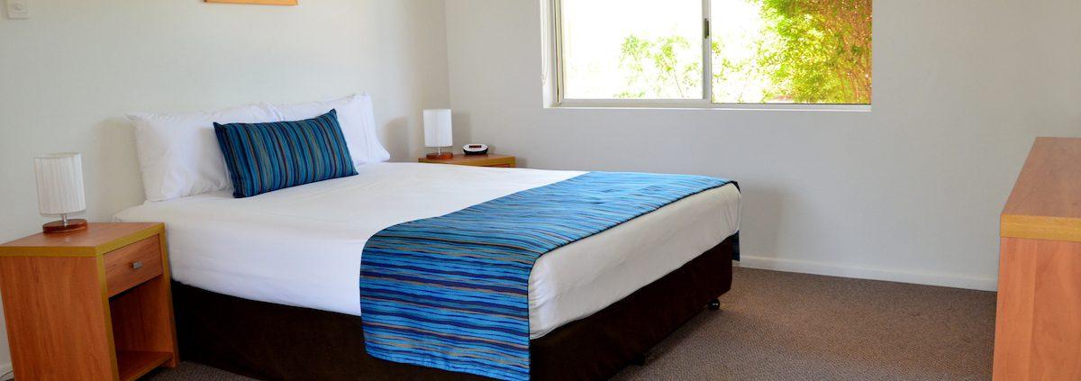 Arlia Sands Apartments Std Master Bedroom